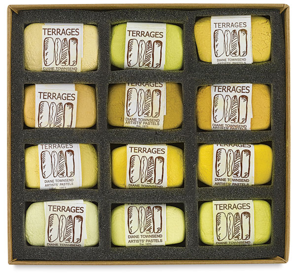 Yellow, Set of 12