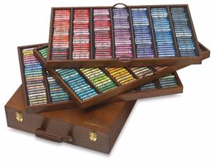 Deluxe Wooden Box Set of 525, Full Sticks