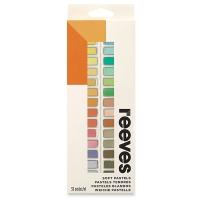 Soft Pastels, Set of 32 Half Sticks