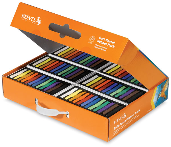 Soft Pastels, School Pack of 288