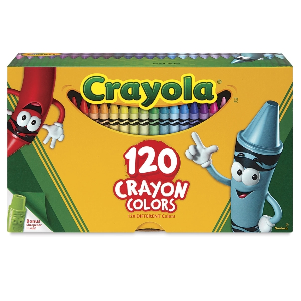 Crayola Crayons - BLICK art materials