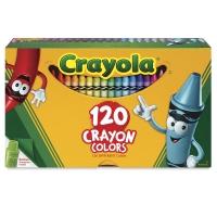 Regular Crayon Set, Set of 120