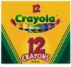 Regular Crayon Set, Set of 12