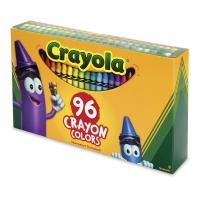 Regular Crayon Set, Set of 96