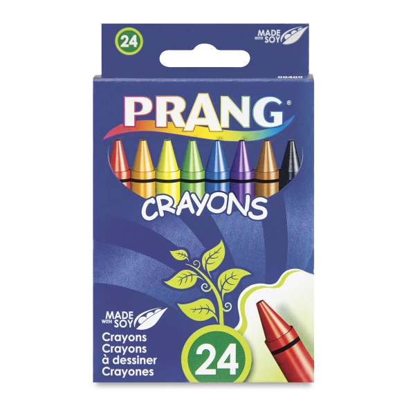 Prang Crayons, Set of 24