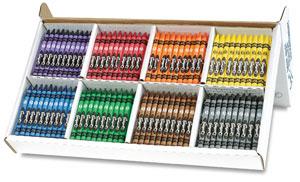 400 Piece, 8-Color Set