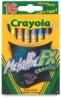Metallic FX Crayons, Pkg of 16