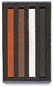 Matchbox Set of 4, Sketching Colors