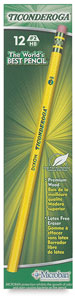 Dixon Ticonderoga Pencils, Box of 12
