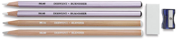 Burnisher and Blender Set