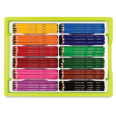 X-Big Colored Pencils, Class Pack of 180