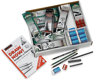Kimberly Graphite Classroom Art Pack