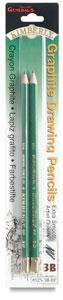 3B Drawing Pencils, Pkg of 2