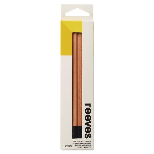 Pencils, Set of 6