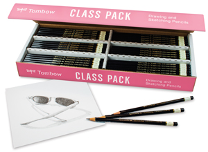 Drawing Pencils, Classpack Set of 150