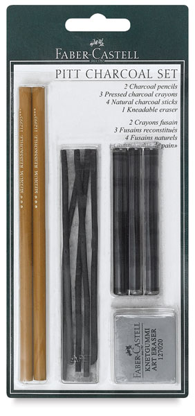 Basic Charcoal Assortment