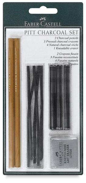 Basic Charcoal Assortment