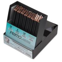 Primo Euro Charcoal Class Pack, Set of 96