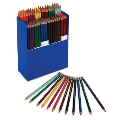 Assorted Colors, Class Pack of 144