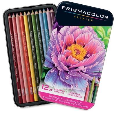 Botanical Colors, Set of 12