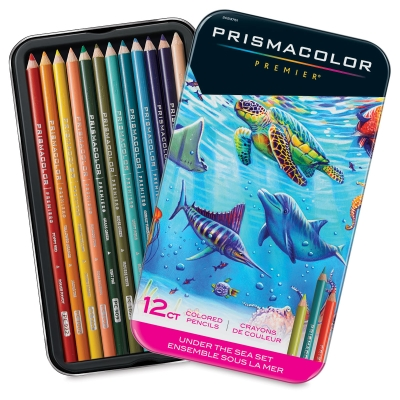 Under the Sea Colors, Set of 12