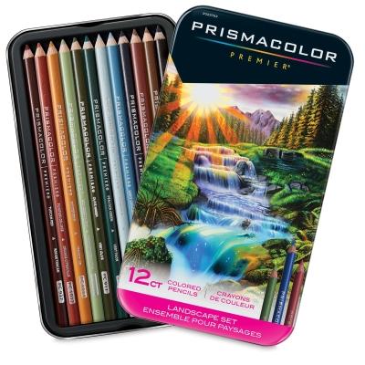 Landscape Colors, Set of 12
