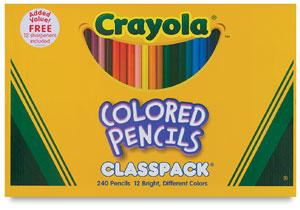 Classpack of 240