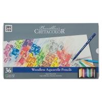 Watercolor Pencils, Set of 36