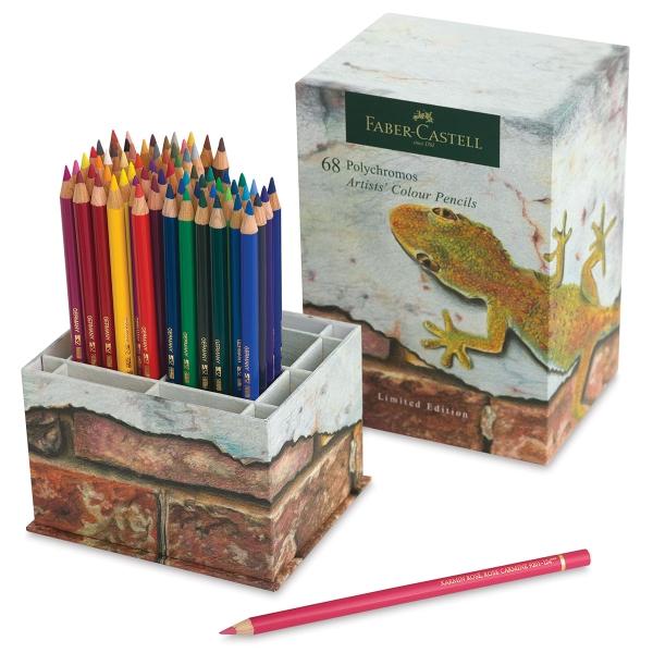 faber castell polychromos pencils and sets blick art materials