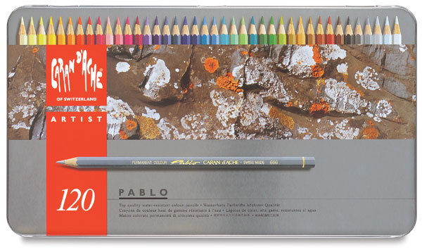 Pablo Colored Pencils, Set of 120