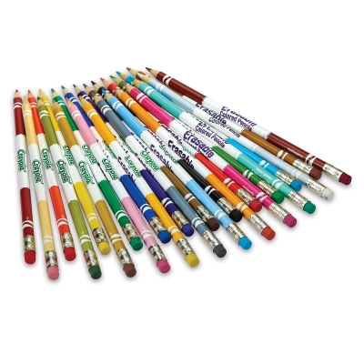 Erasable Colored Pencils, Set of 24