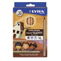 Lyra Skintone Giant Pencils