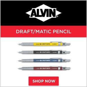 Alvin Draft/Matic Pencil