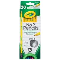 No. 2 Pencils, Pkg of 20