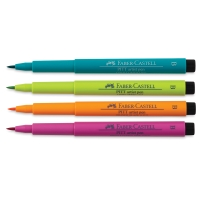 Bright Lettering Colors, Set of 4