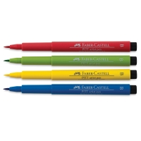 Primary Lettering Colors, Set of 4