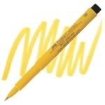 Dark Chrome Yellow, Brush Nib
