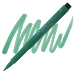 Dark Phthalo Green, Brush Nib