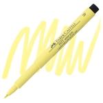 Light Yellow Glaze, Brush Nib