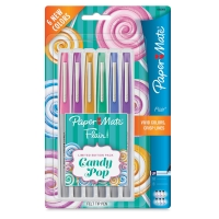 Candy Pop Colors, Ultra Fine Tip, Set of 6