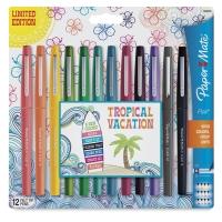 Tropical Colors, Set of 12