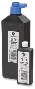 Liquid Sumi Ink, Water Resistant