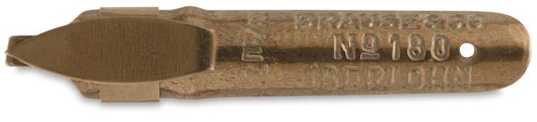 Bandzug Nib, 2 mm