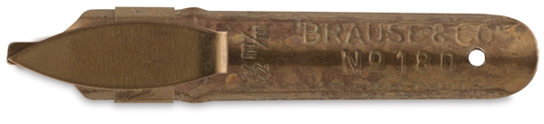 Bandzug Nib, 1.5 mm