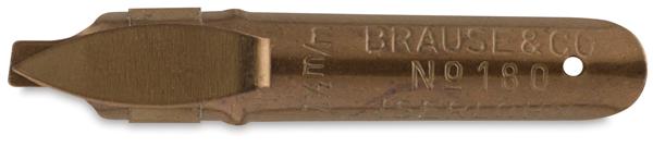 Bandzug Nib, 2.5 mm