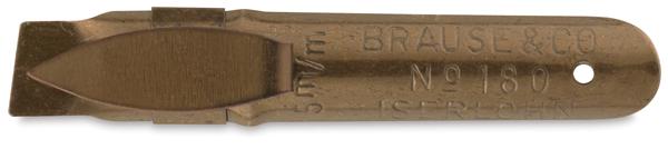 Bandzug Nib, 5 mm