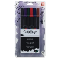 Set of 6, Assorted Colors, 1 mm