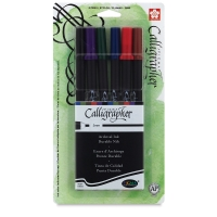 Set of 6, Assorted Colors, 2 mm