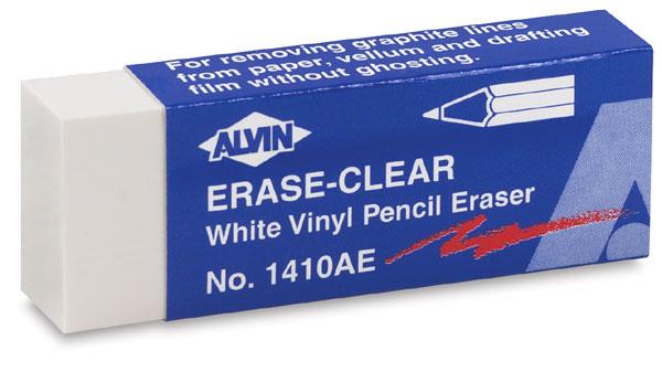 Vinyl Eraser