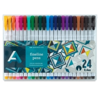 Fineline Pens, Set of 24